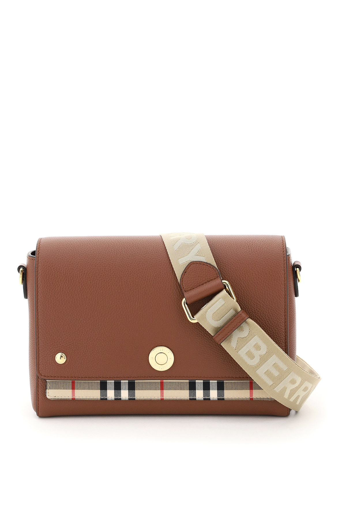 BURBERRY NOTE MEDIUM SHOULDER BAG