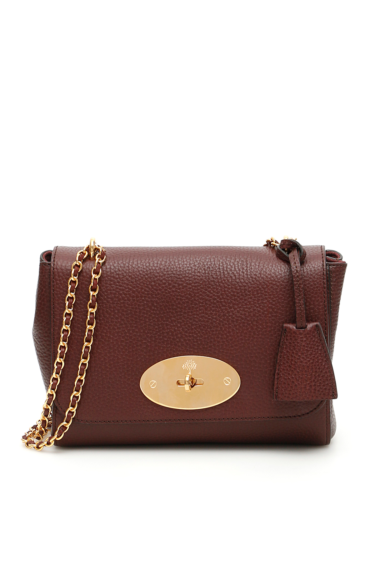 Mulberry Leathers SMALL LILY BAG