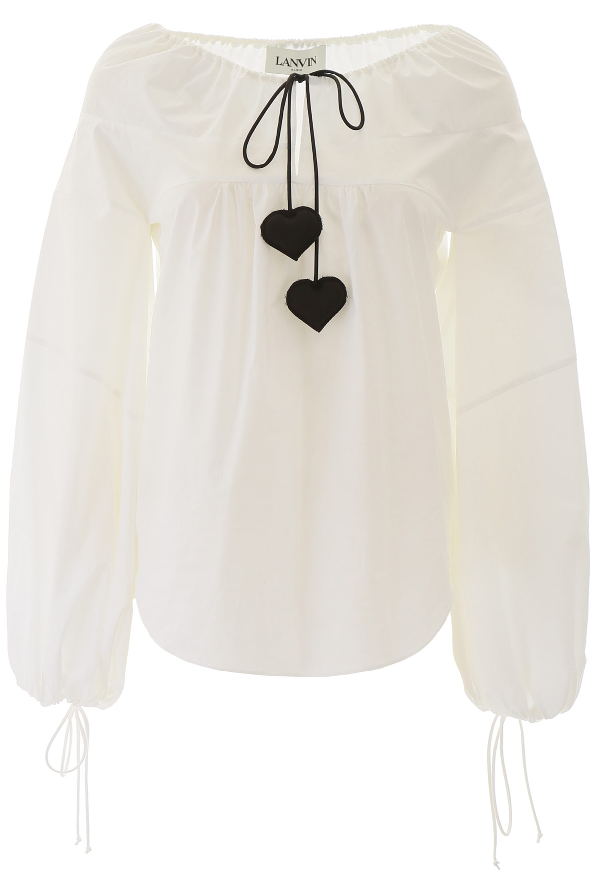 Lanvin BLOUSE WITH DRAWSTRING