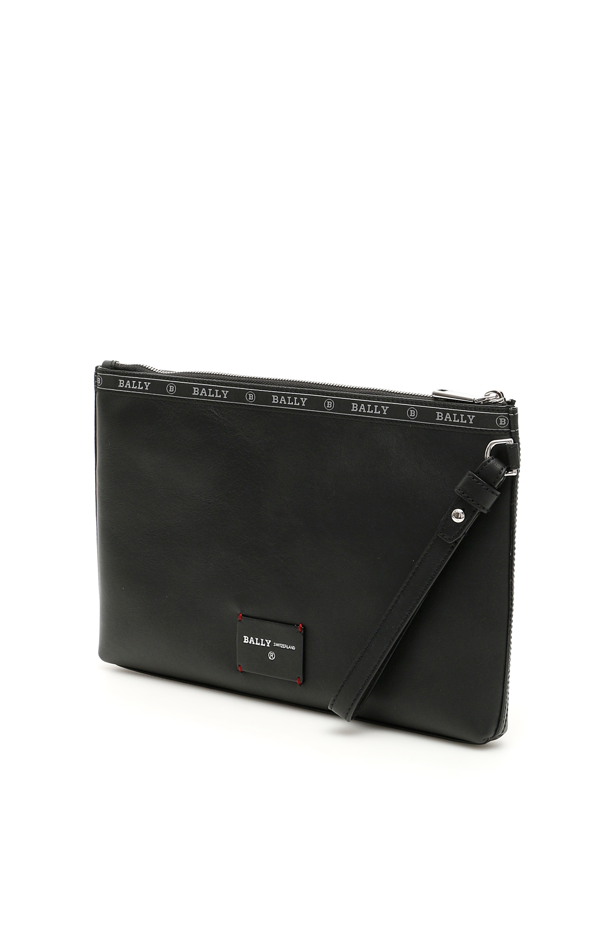 BALLY Pouches TRAINSPOTTING HARTLAND LEATHER POUCH