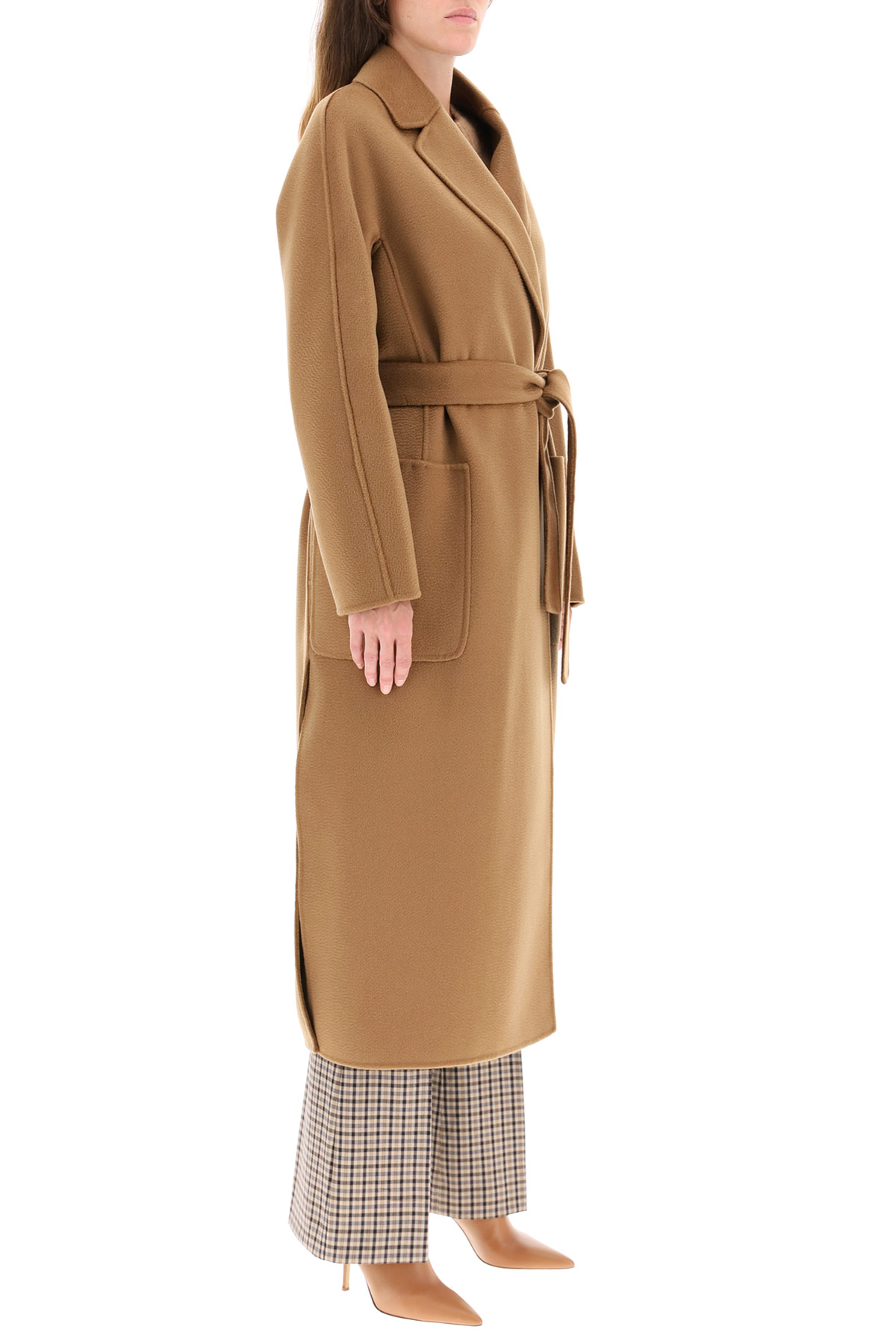 MAX MARA Cashmeres AMORE WOOL AND CASHMERE COAT