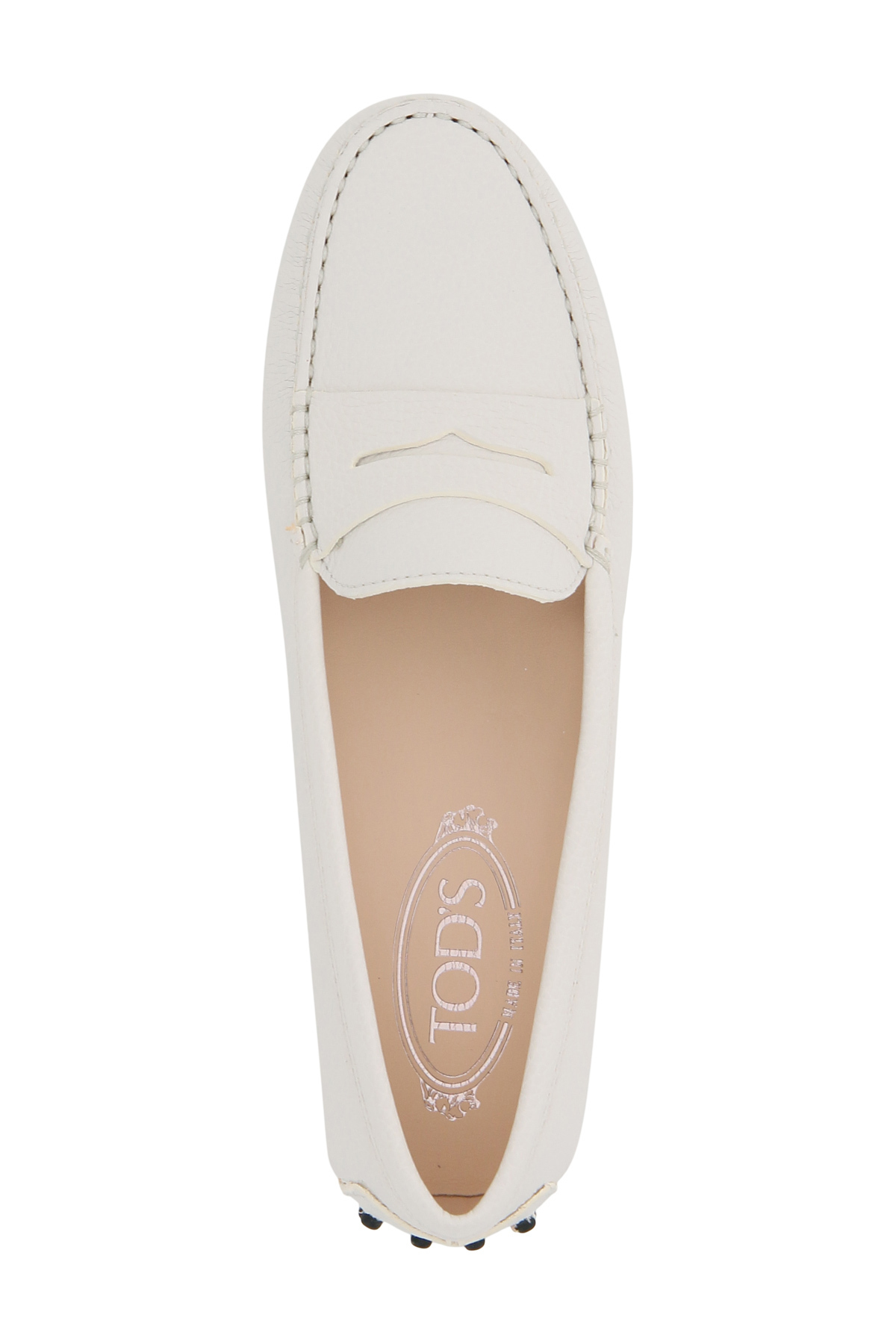 TOD'S Leathers GOMMINO LOAFERS