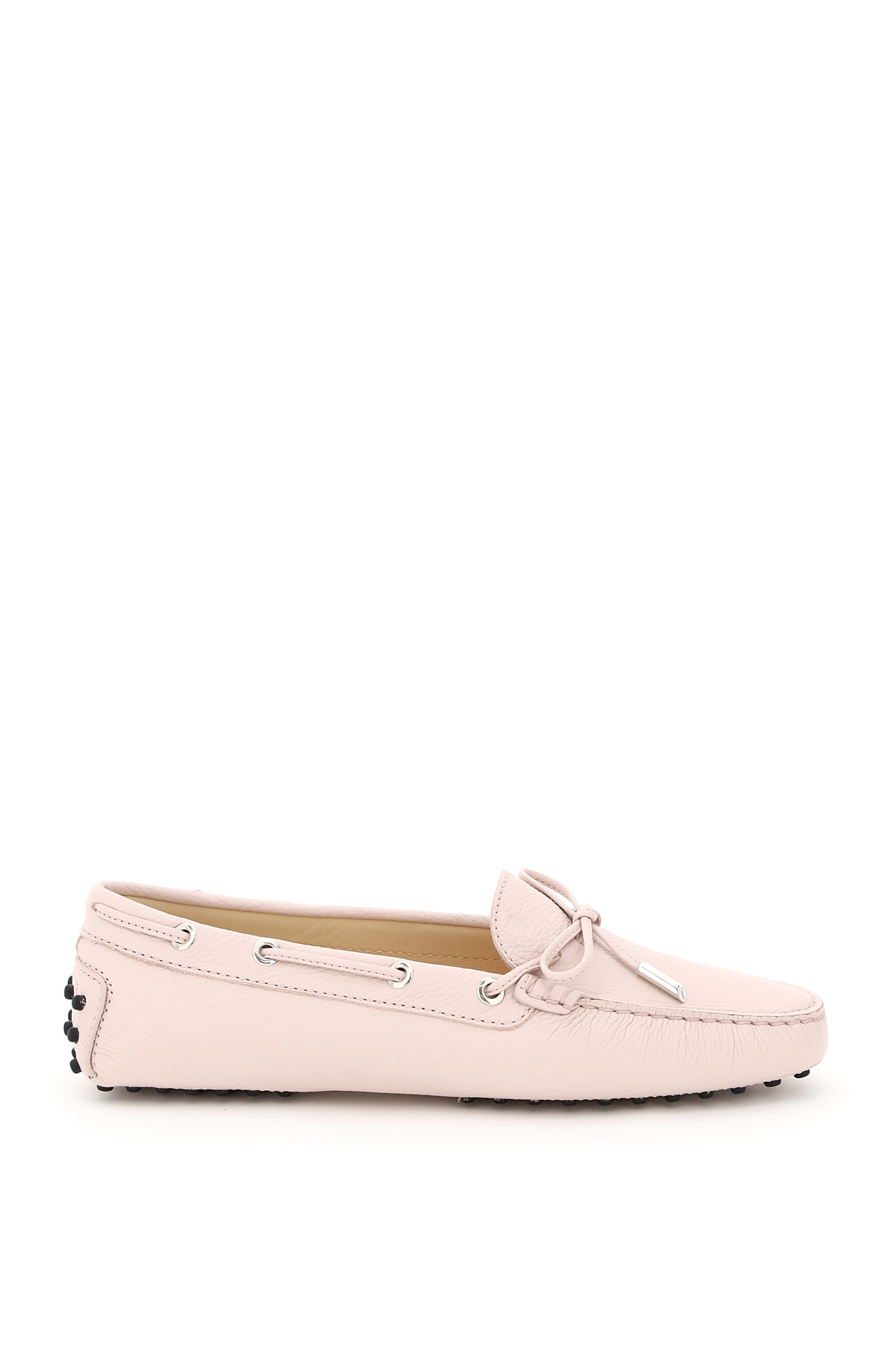 Tod's RUBBER MOCCASIN WITH LACES