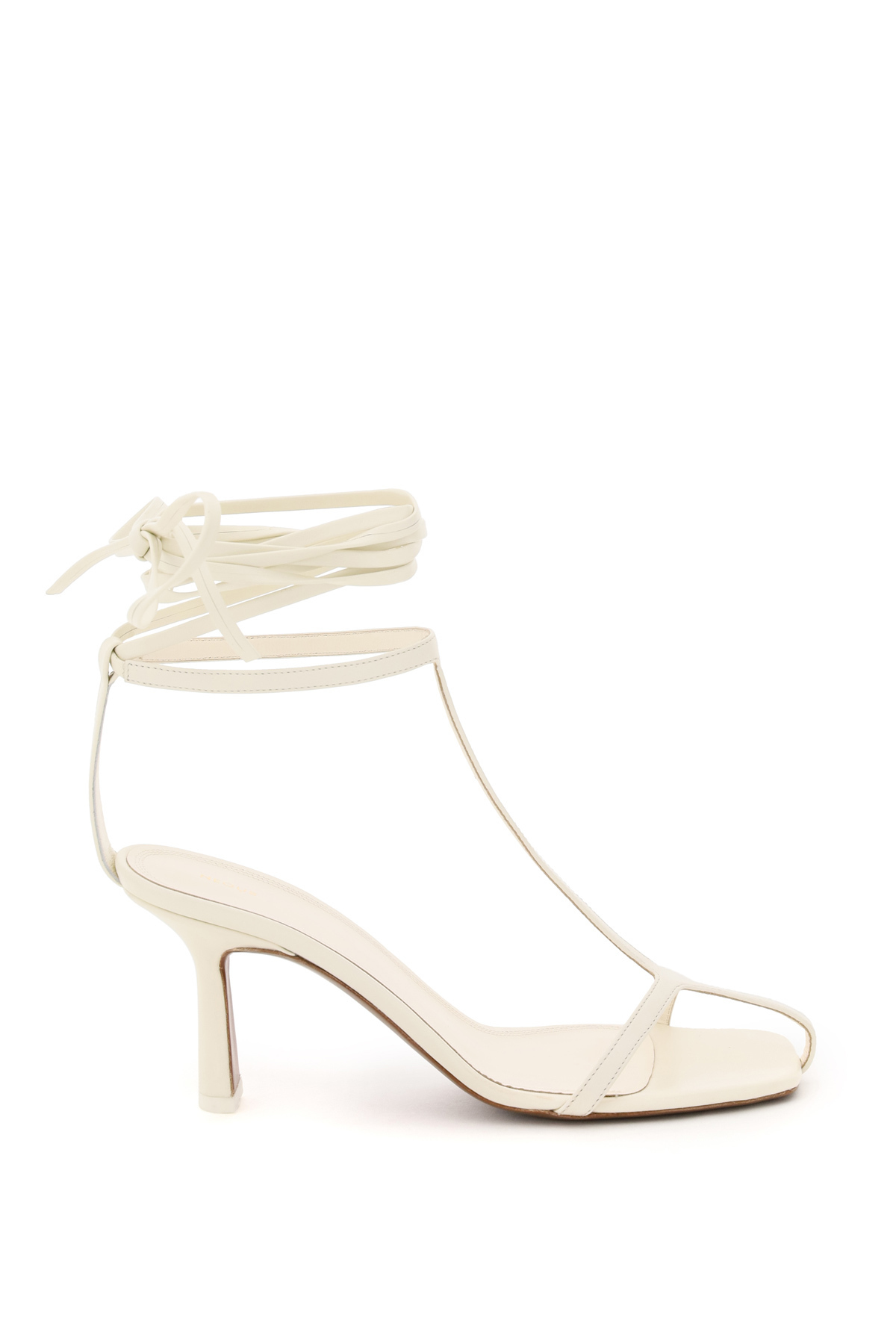 Neous ANTHUS LEATHER SANDALS