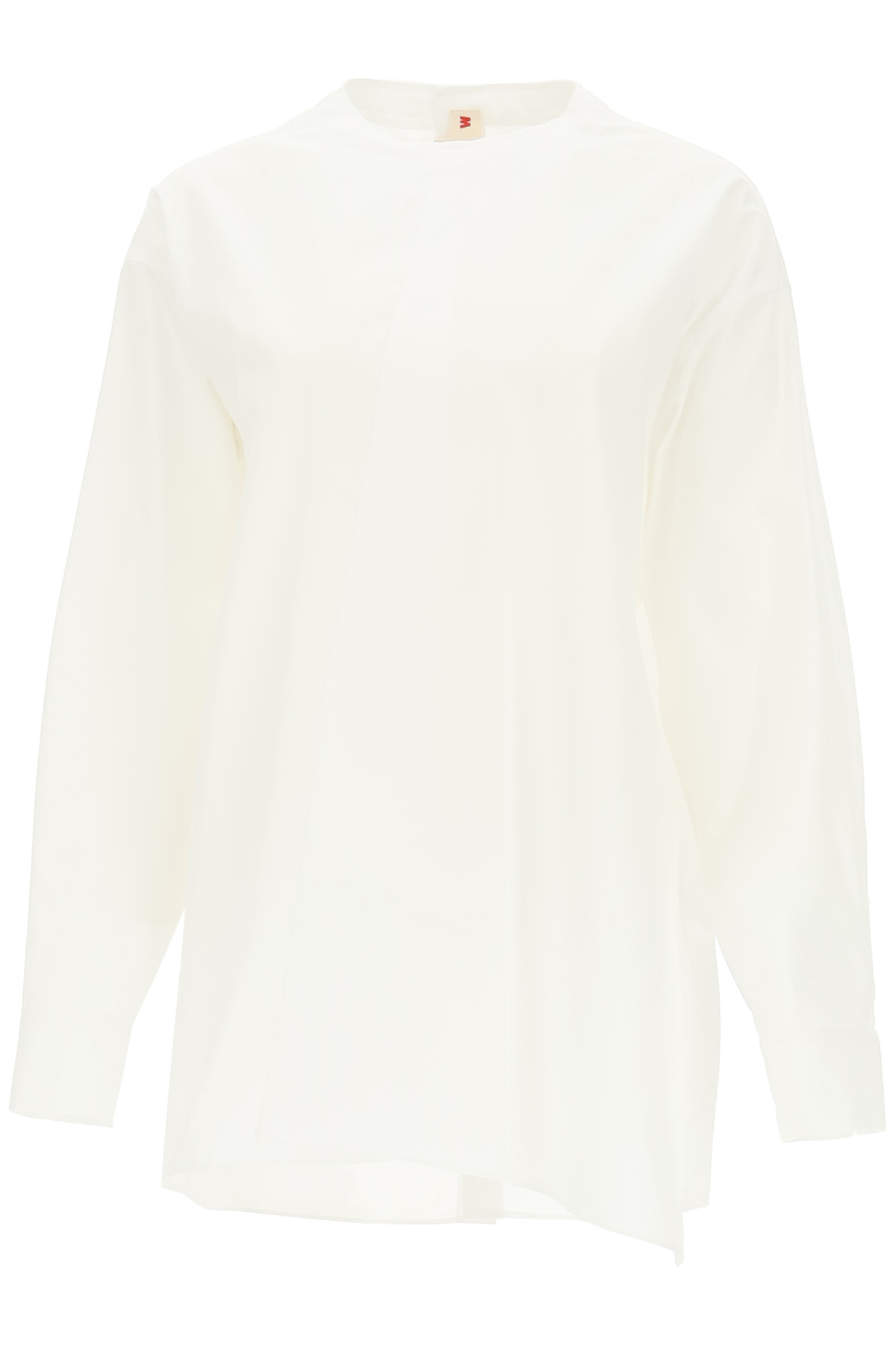 Marni ASYMMETRIC COTTON SHIRT