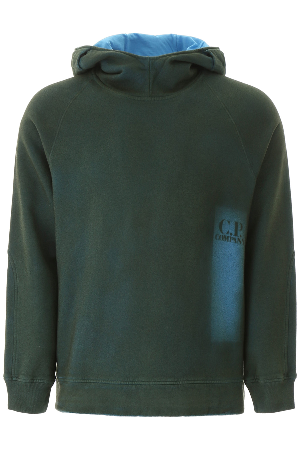 cp company washed hoodie m cotton